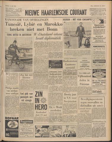 Nieuwe Haarlemsche Courant 1965-05-14