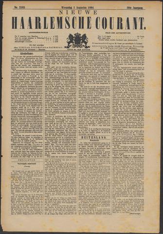 Nieuwe Haarlemsche Courant 1894-08-01