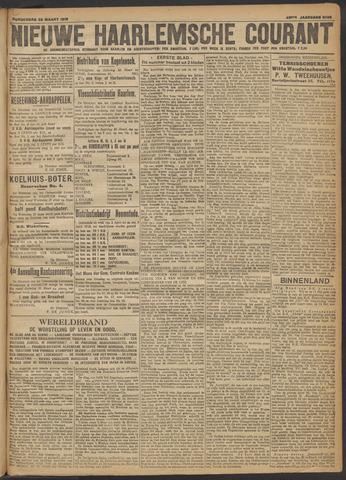 Nieuwe Haarlemsche Courant 1918-03-28