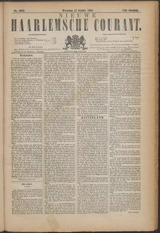 Nieuwe Haarlemsche Courant 1890-10-22