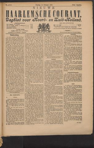 Nieuwe Haarlemsche Courant 1901-02-12