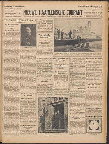 Nieuwe Haarlemsche Courant 1934-11-14