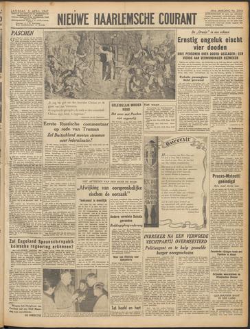 Nieuwe Haarlemsche Courant 1947-04-05