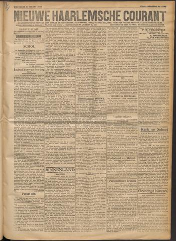 Nieuwe Haarlemsche Courant 1920-03-24
