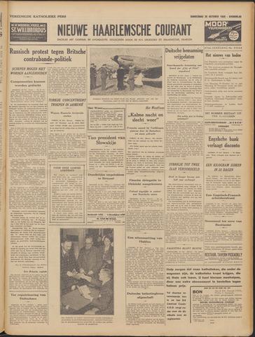 Nieuwe Haarlemsche Courant 1939-10-26