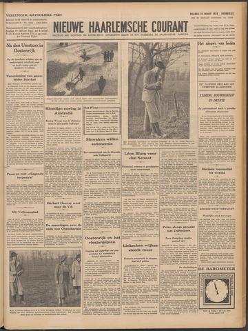 Nieuwe Haarlemsche Courant 1938-03-25