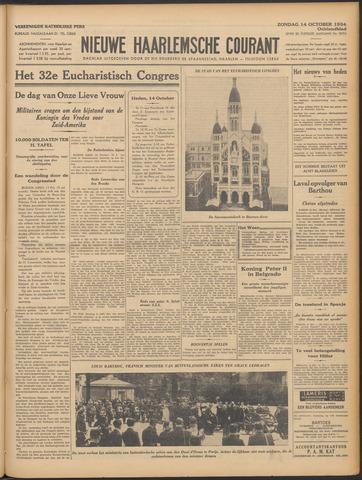 Nieuwe Haarlemsche Courant 1934-10-14