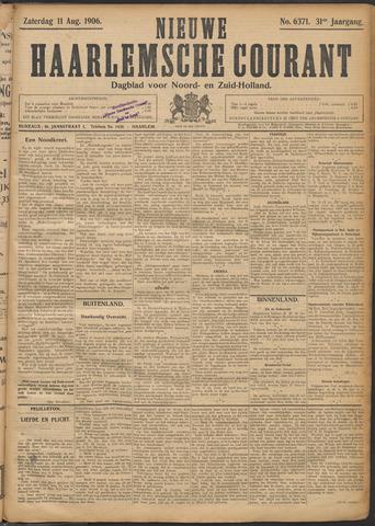 Nieuwe Haarlemsche Courant 1906-08-11