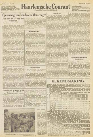 Haarlemsche Courant 1943-06-22