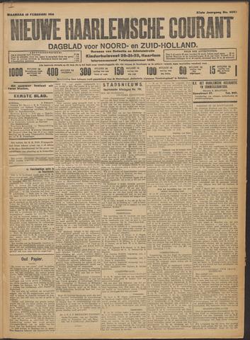 Nieuwe Haarlemsche Courant 1913-02-10