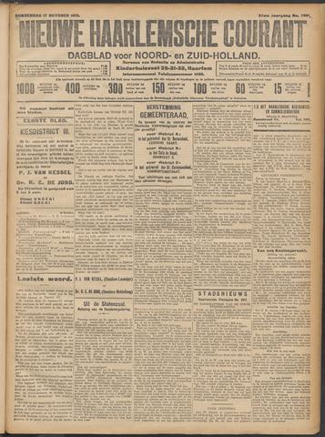 Nieuwe Haarlemsche Courant 1912-10-17