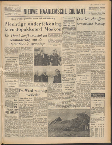 Nieuwe Haarlemsche Courant 1963-08-05