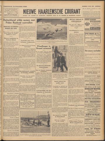 Nieuwe Haarlemsche Courant 1939-05-10