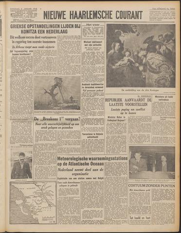 Nieuwe Haarlemsche Courant 1948-01-06