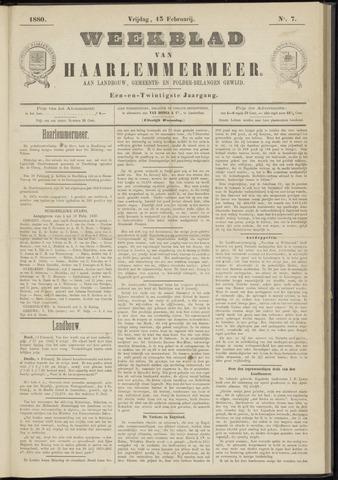 Weekblad van Haarlemmermeer 1880-02-13