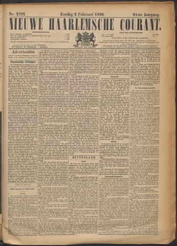 Nieuwe Haarlemsche Courant 1896-02-02