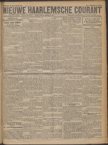 Nieuwe Haarlemsche Courant 1919-09-24