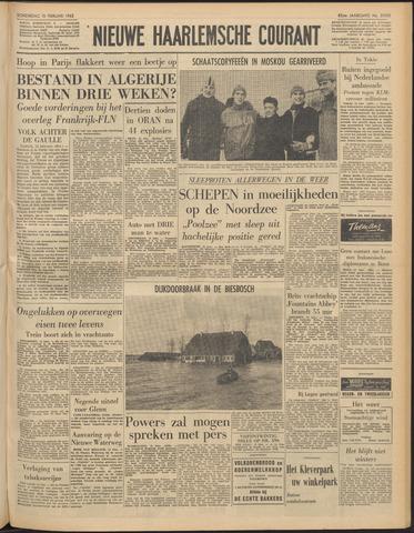 Nieuwe Haarlemsche Courant 1962-02-15