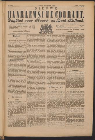 Nieuwe Haarlemsche Courant 1900-10-30