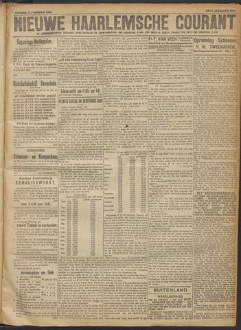 Nieuwe Haarlemsche Courant 1918-02-15
