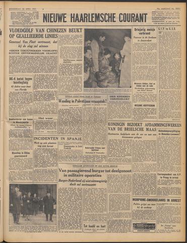 Nieuwe Haarlemsche Courant 1951-04-26