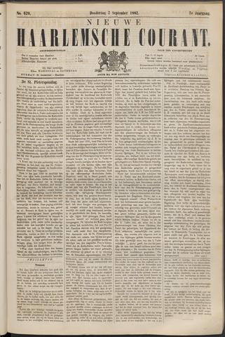 Nieuwe Haarlemsche Courant 1882-09-07