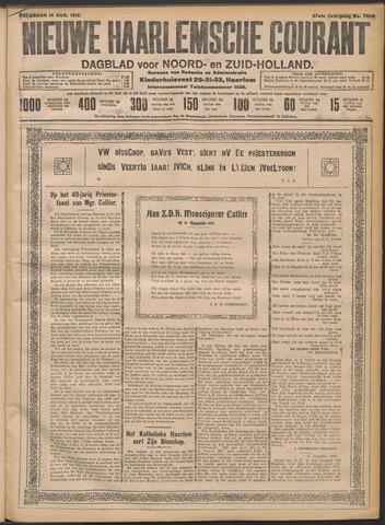 Nieuwe Haarlemsche Courant 1912-08-14