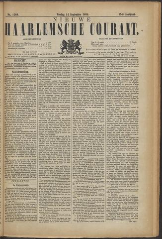 Nieuwe Haarlemsche Courant 1890-09-14