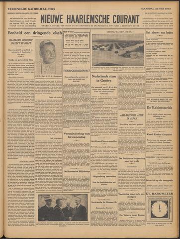 Nieuwe Haarlemsche Courant 1933-05-22