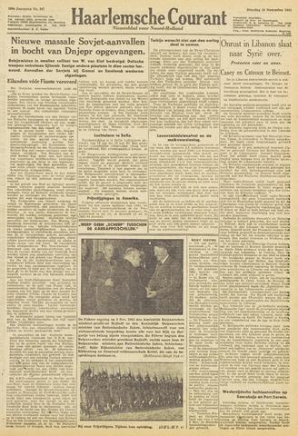Haarlemsche Courant 1943-11-16
