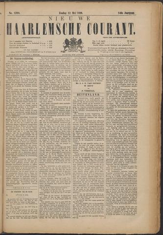 Nieuwe Haarlemsche Courant 1889-05-12