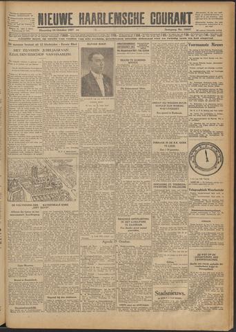 Nieuwe Haarlemsche Courant 1927-10-24