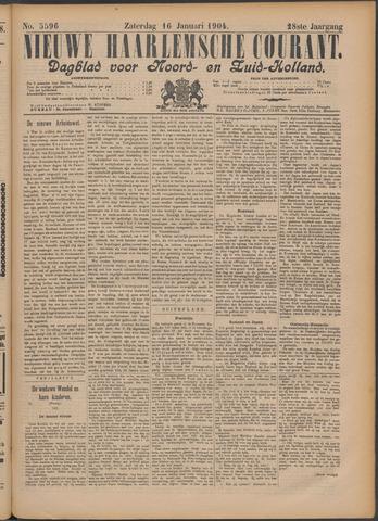 Nieuwe Haarlemsche Courant 1904-01-16