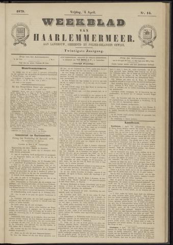 Weekblad van Haarlemmermeer 1879-04-04