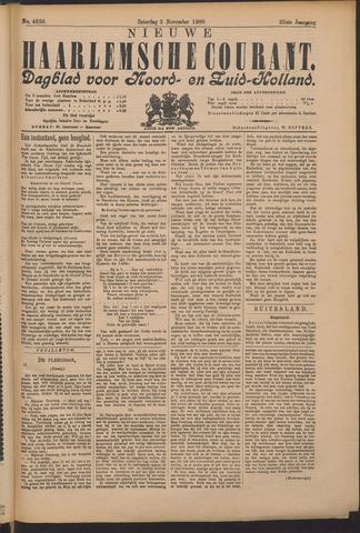 Nieuwe Haarlemsche Courant 1900-11-03