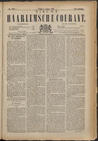 Nieuwe Haarlemsche Courant 1892-01-08