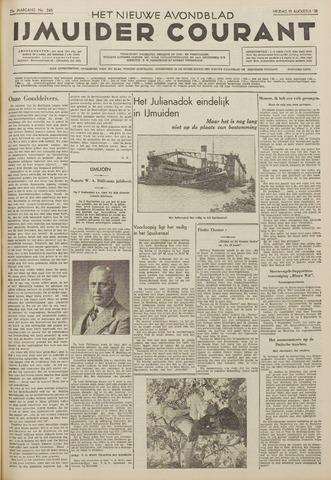 IJmuider Courant 1938-08-19