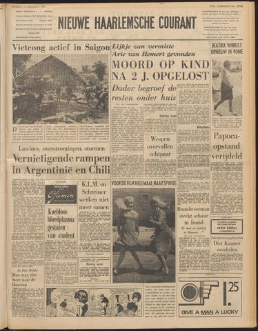 Nieuwe Haarlemsche Courant 1965-08-17