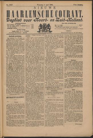 Nieuwe Haarlemsche Courant 1902-04-02