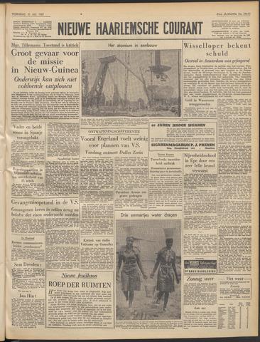 Nieuwe Haarlemsche Courant 1957-07-31