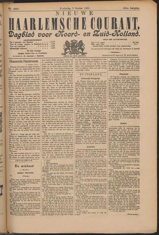 Nieuwe Haarlemsche Courant 1901-10-03
