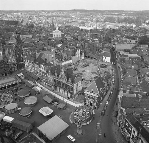Fotocollectie Bedrijf Openbare Werken te Haarlem