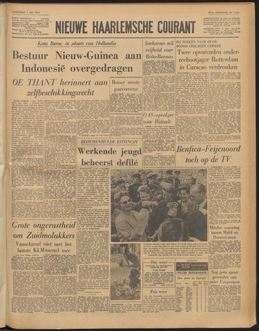 Nieuwe Haarlemsche Courant 1963-05-01