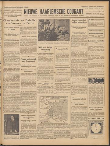 Nieuwe Haarlemsche Courant 1939-01-11