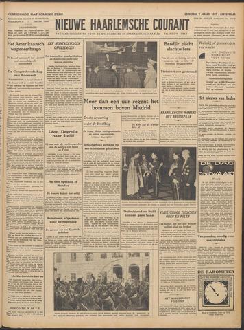 Nieuwe Haarlemsche Courant 1937-01-07