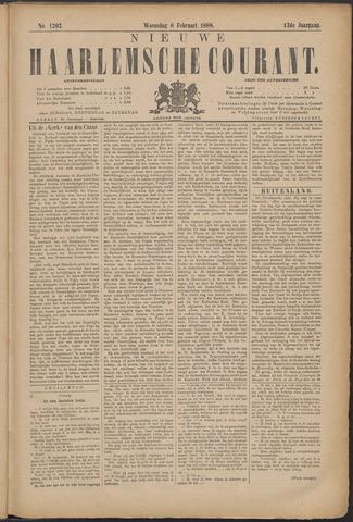 Nieuwe Haarlemsche Courant 1888-02-08