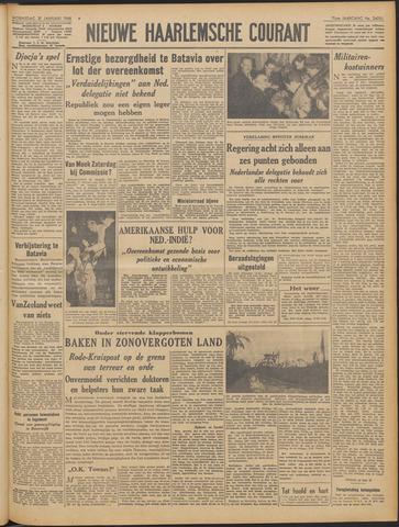 Nieuwe Haarlemsche Courant 1948-01-21