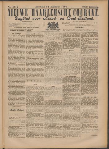 Nieuwe Haarlemsche Courant 1903-08-22