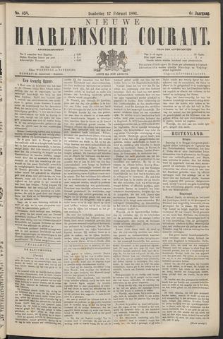 Nieuwe Haarlemsche Courant 1881-02-17