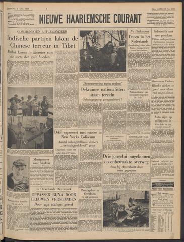 Nieuwe Haarlemsche Courant 1959-04-06